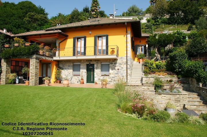 Verbania, relax sul lago Maggiore