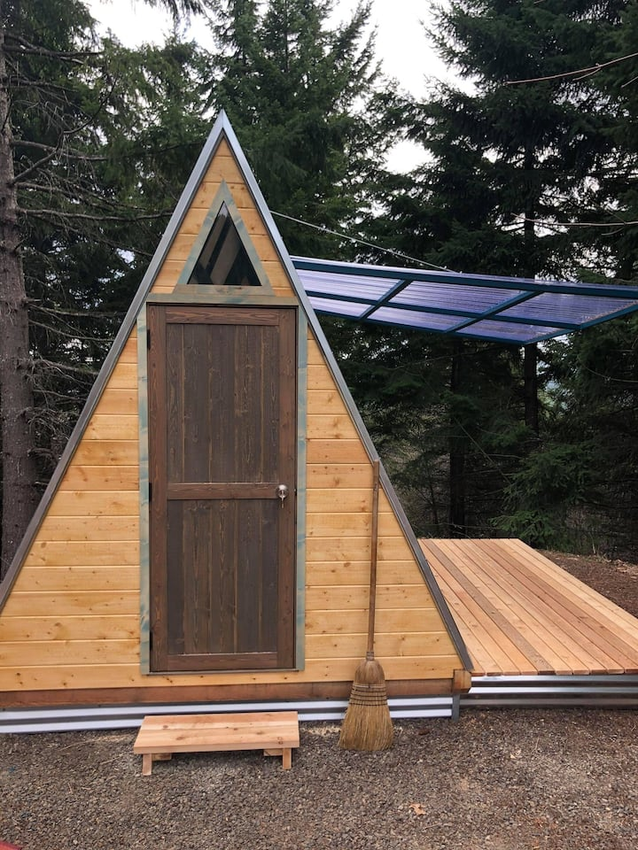 Butterfly's Delight - Good Medicine A-frame