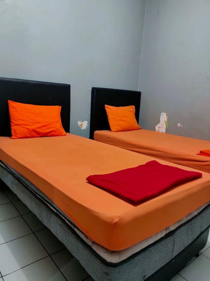 standart twin room