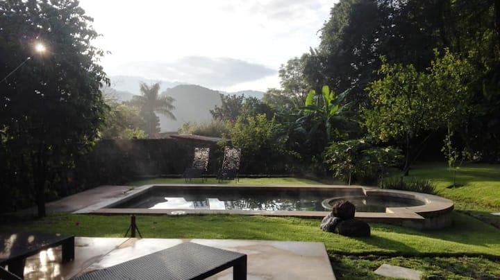 Preciosa casa en Malinalco