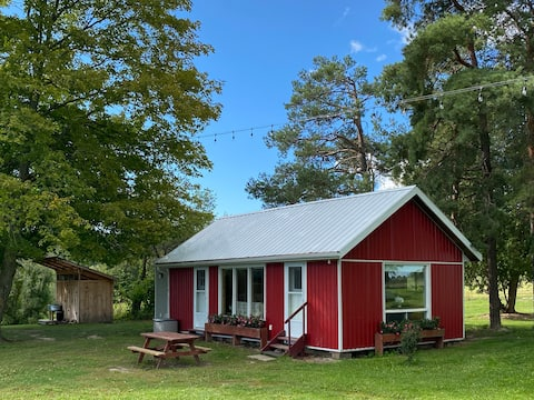 Country Cabin for Long and Short Stays