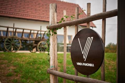 Familiehytte på VINEA PANONIKA wine & mind retreat