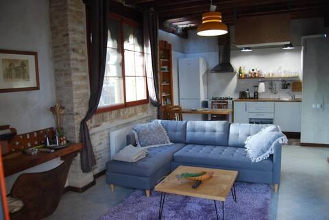 Mudejar Style Penthouse
