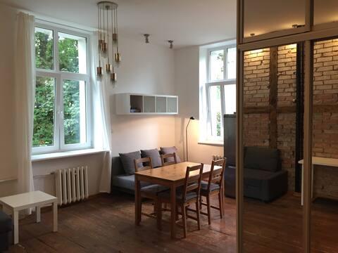 Apartment Gdansk - Wrzeszcz centre