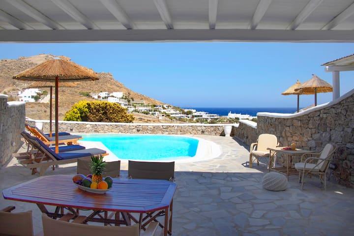 Private Villa With Private Pool Near To Beaches
