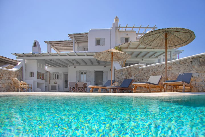 Private Villa With Private Pool Near To Beaches
