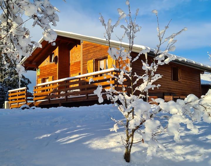 Chalet 3* au coeur du parc national du Haut-Jura