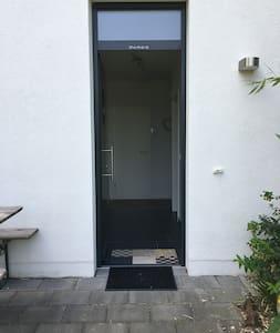 offene Haustür