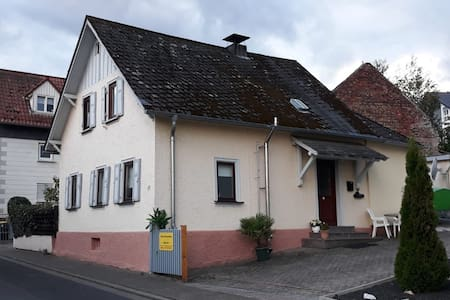 Idyllisches Ferienhaus