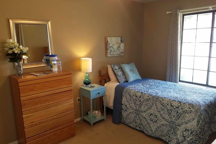Comfortable Private Room #1 - Quiet Cul de Sac