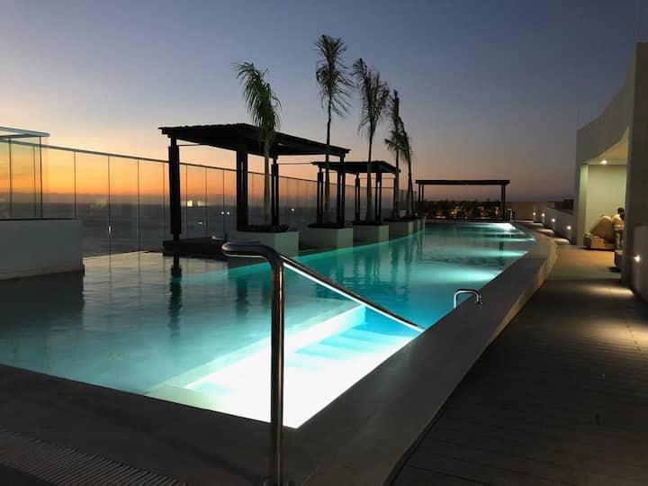 Apartamento Playa Salguero espectacular