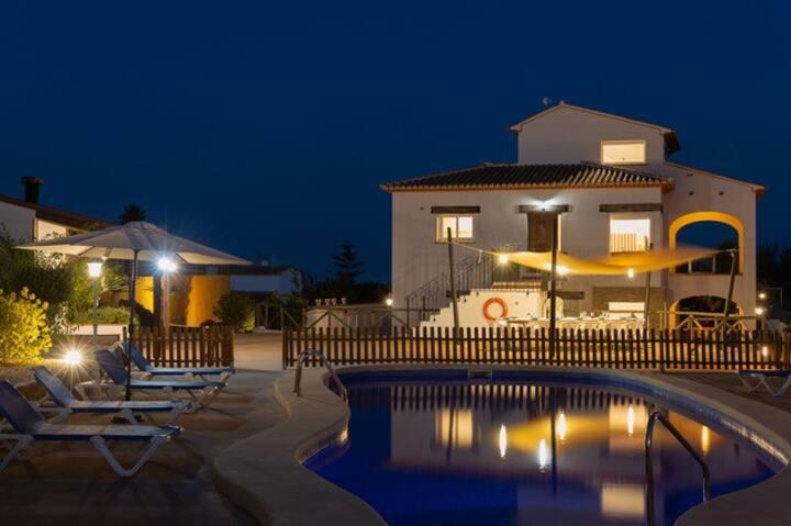 Villa Mirador Vall del Pop