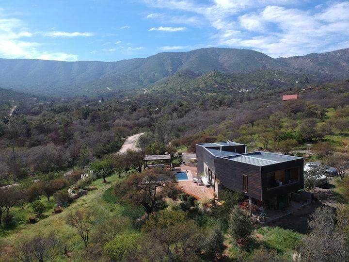 House  in Oasis De La Campana - Ecological Reserve