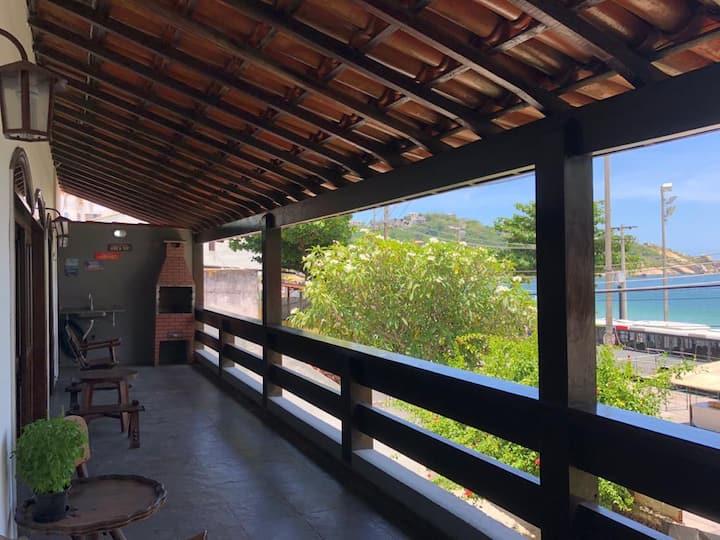Beach House - Barra de Guaratiba