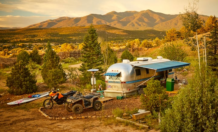 Airstream Mountain Getaway
