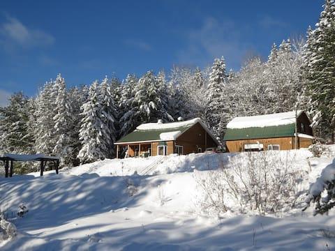 Maison en pleine nature dans la Petite-Nation