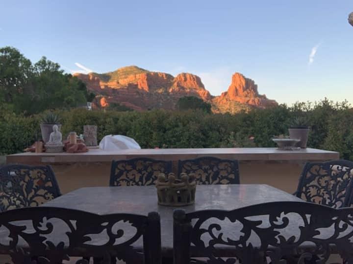 Casa Sansone - Castle Rock View