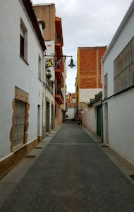 Calle del apartamento
