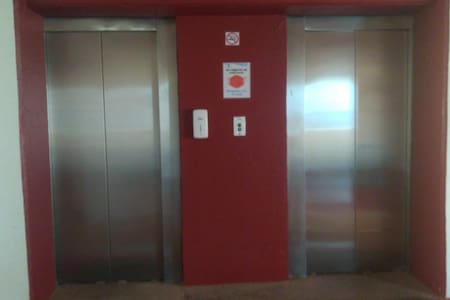 Elevadores from 7th floor