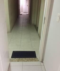 Entrada sem escadas!