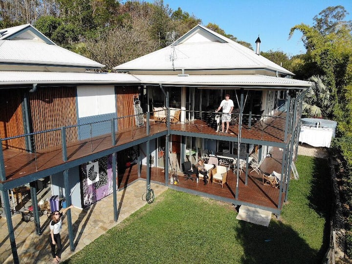 Luxe Byron Shire, tranquility for digital nomads.