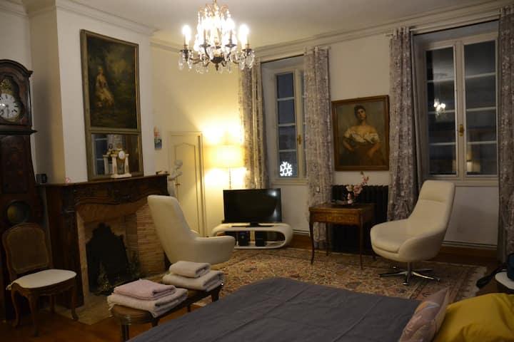 maison de caractère, coeur de ville à Rodez