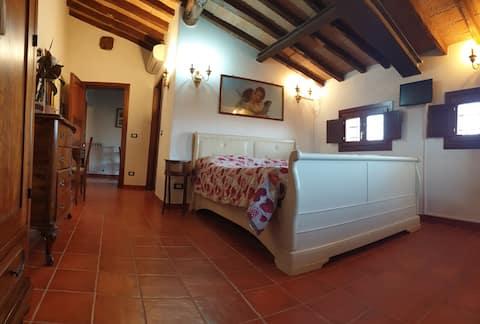 Country villa : Refined Studio -  parking - wifi