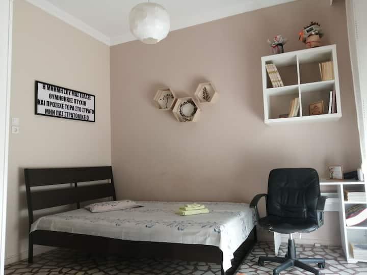 Beautiful apartment in suburbs of Thessaloniki