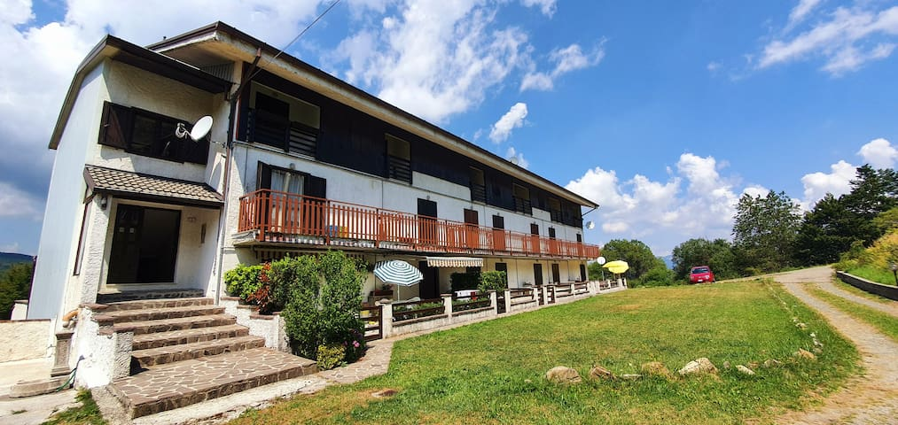 Parco dei Cento Laghi Holiday House