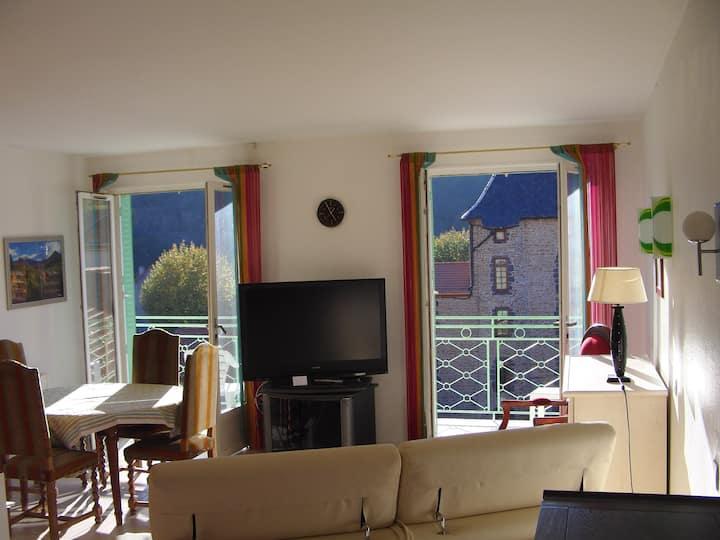 Appartement F3  à Massiac au Coeur de l'Auvergne