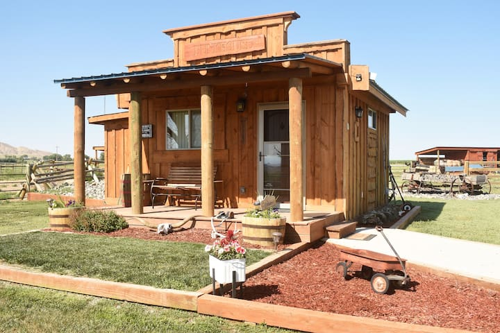The Bunkhouse/Private cabin/all amenities