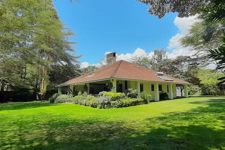 Lucita Farm Guest House Two in Naivasha