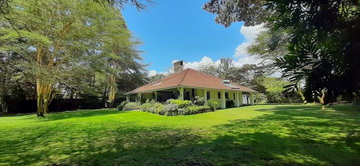 Lucita Farm Guest House Two in Naivasha