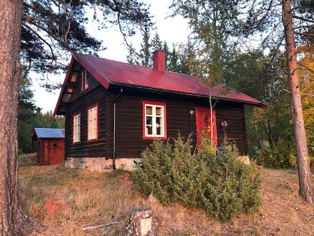 "Veslestugu, ""Small farmhouse"""