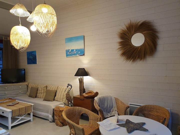 BLUE OCEAN maison de vacancesT3
