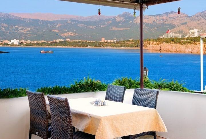 Özmen Otel room with breakfast