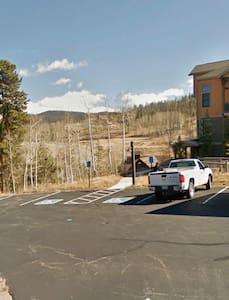 Parking area corresponding to Buckskin building #3