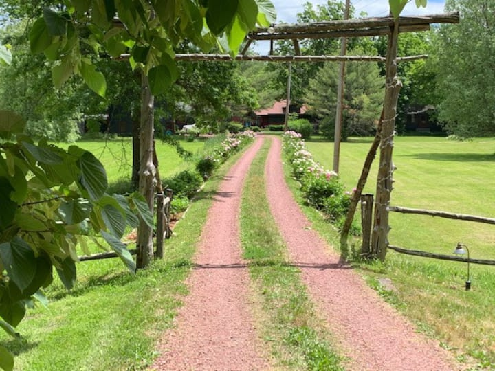 Creekside Farm on Cauterskill Ck