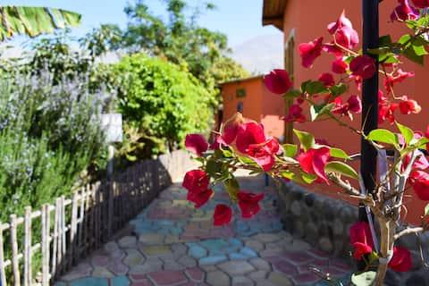 Hab Familiar Armonía  Eco-albergue Retablos Perú
