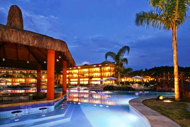 Boat, Apartment and Nature: Angra Marina Resort