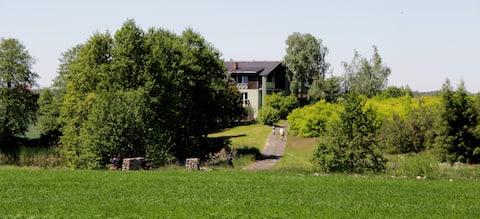 Zielony Dom  Skrzetuszewo