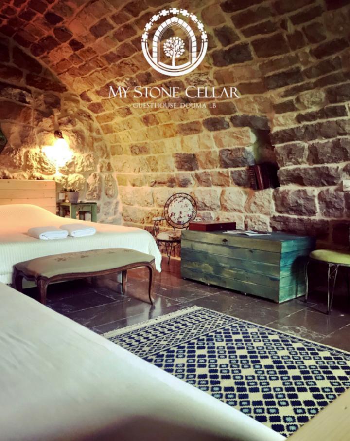 Stone Cellars room 1