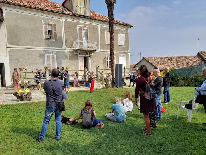 La Casa delle Caramelle  sul dolce Monferrato!