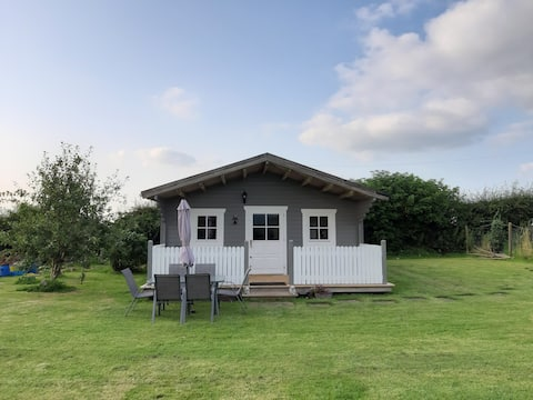 Effin Log Cabin