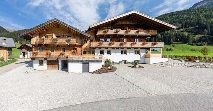 Residence Alpina Pidig