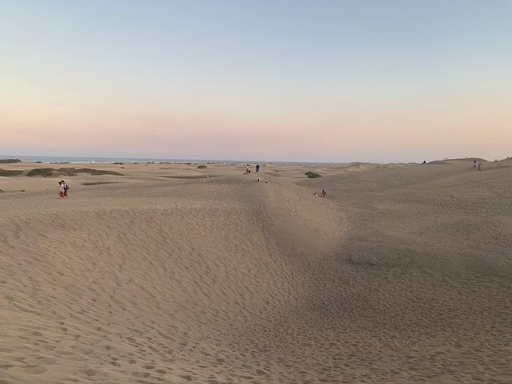 Dunas Vip Playa del Ingles