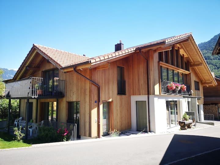 Chalet IRLET, modern home,  Interlaken-Wilderswil