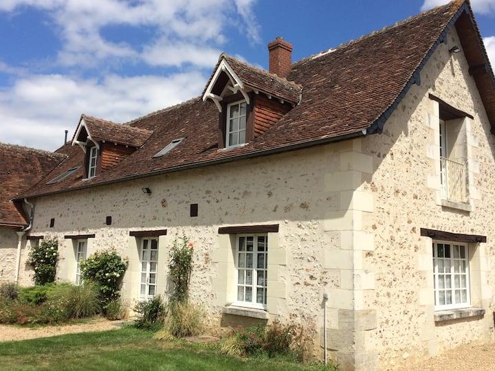 Gentilhommière au coeur de la Vallée de la Loire