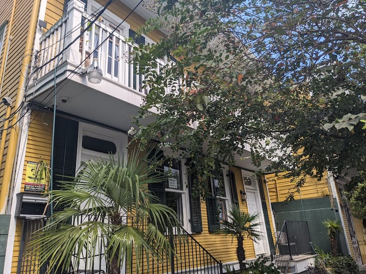 Cozy Unique Monthly Rental near French Quarter #9