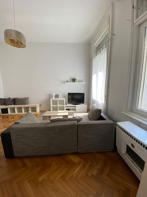 The best flat in the city center
